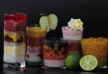 Présentez vos préparations avec audace et élégance dans les intemporels verrines en verre