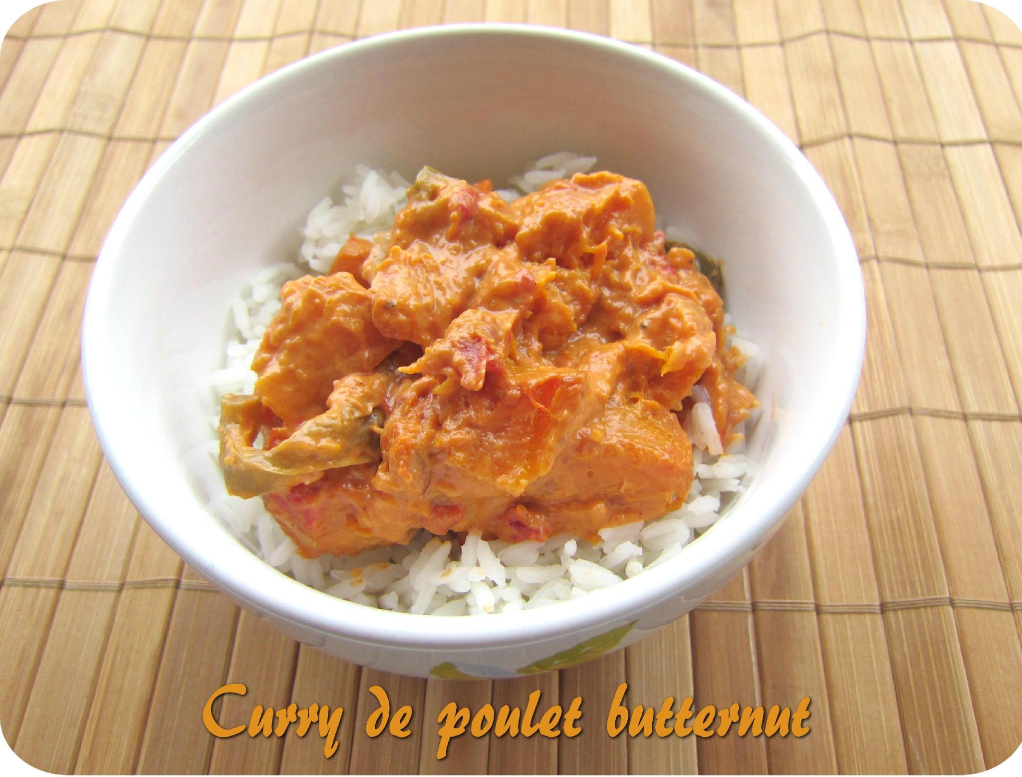 Gratin de butternot au curry – Ma recette