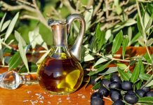 L'huile d'olive artisanale est sans doute la meilleure