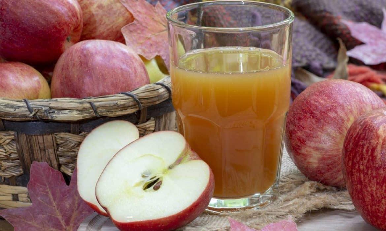 Les bienfaits du jus de pomme au quotidien