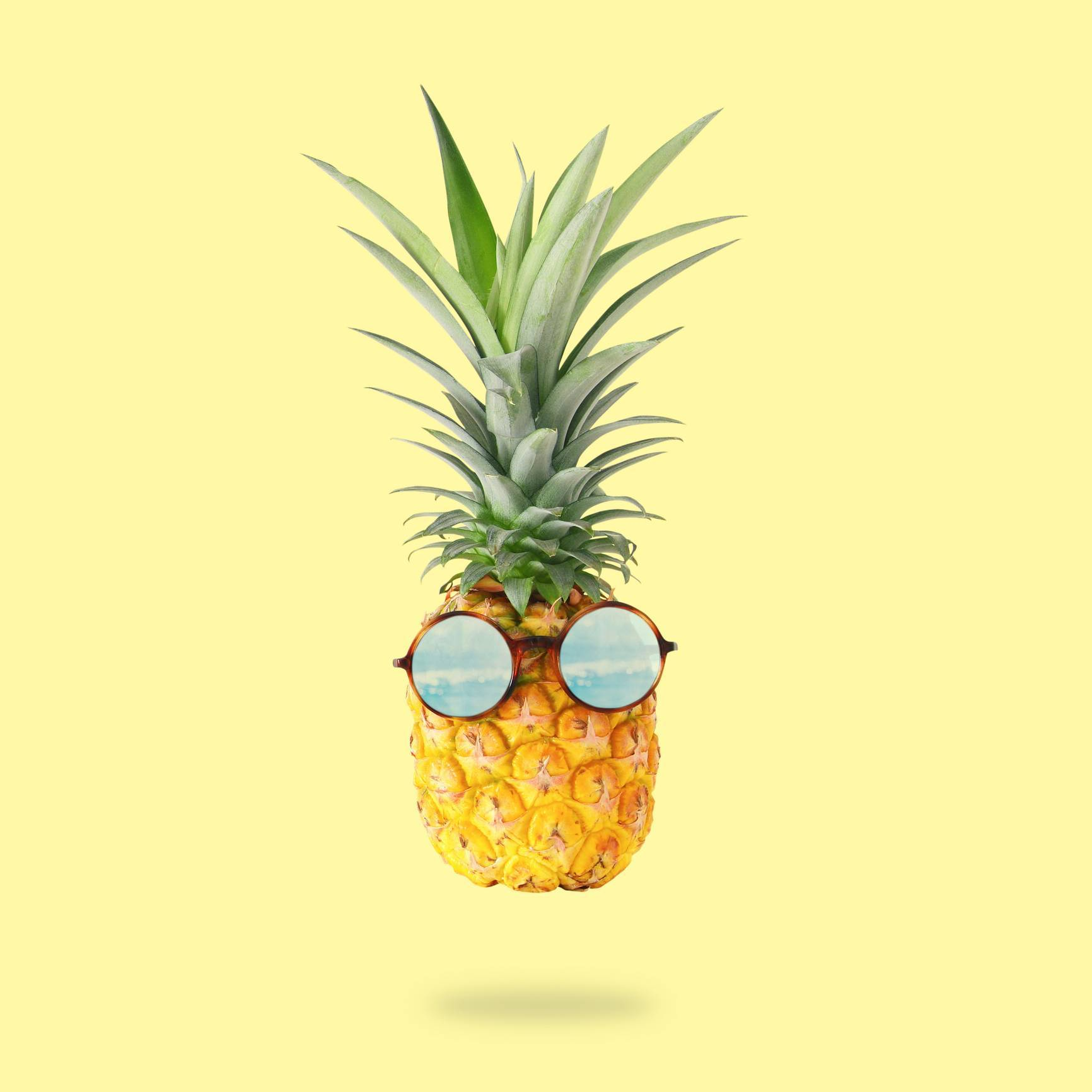 ananas déco style